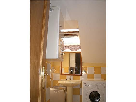 Dúplex en alquiler en calle San Francisco, Segovia - 307464766