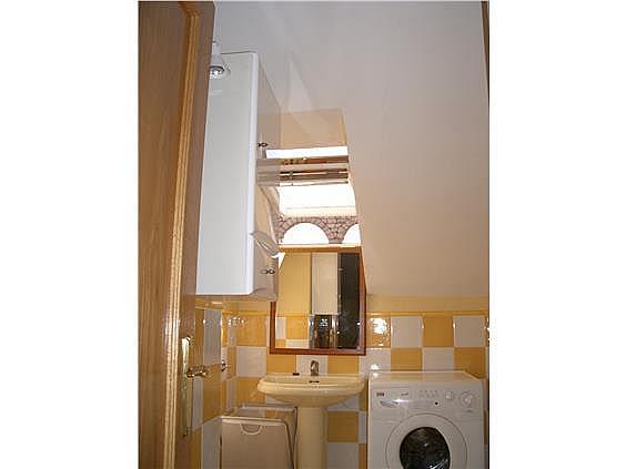 Dúplex en alquiler en calle San Francisco, Segovia - 307464811