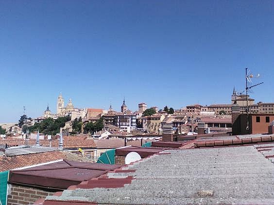 Ático en alquiler en calle Gobernador Fernandez Jimenez, Segovia - 308088471