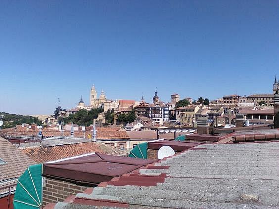 Ático en alquiler en calle Gobernador Fernandez Jimenez, Segovia - 308088498