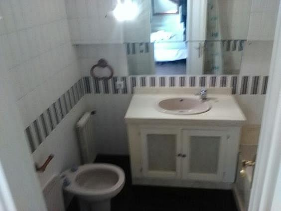 Ático en alquiler en calle Gobernador Fernandez Jimenez, Segovia - 308088507