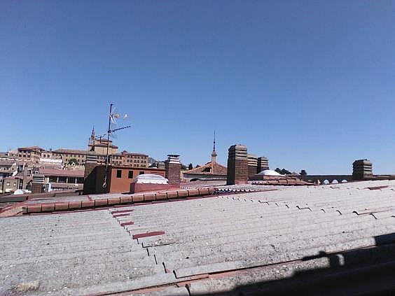 Ático en alquiler en calle Gobernador Fernandez Jimenez, Segovia - 308088513