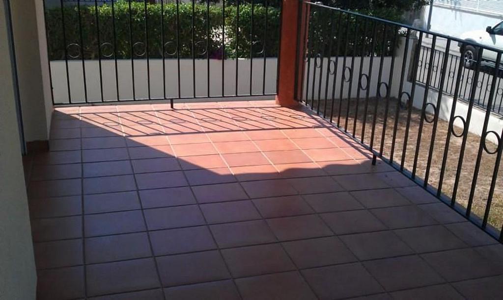 Casa adosada en alquiler en calle Del Marjal, Alcanar - 342846309