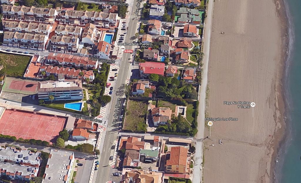 Piso en alquiler en calle Carril de Villodres, Pedania Torre de Benagalbon en Rincón de la Victoria - 325244469