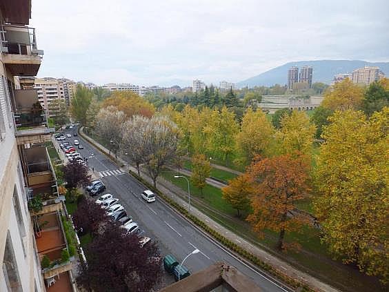 Piso en alquiler en calle Vuelta del Castillo, Pamplona/Iruña - 316363741