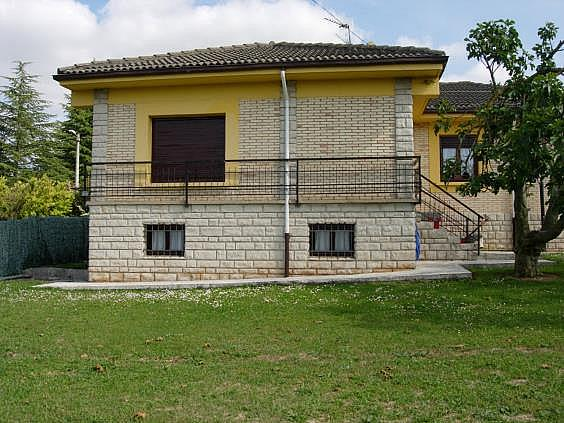 Chalet en alquiler en calle Monasterio, Ayegui - 316366309