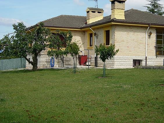 Chalet en alquiler en calle Monasterio, Ayegui - 316366348