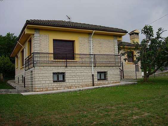 Chalet en alquiler en calle Monasterio, Ayegui - 316366357