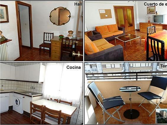 Piso en alquiler en calle Iturrama, Iturrama en Pamplona/Iruña - 316368790