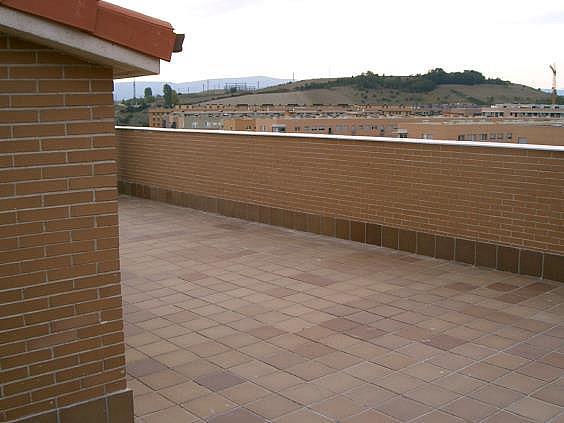 Ático en alquiler en paseo Santa Lucia, Rochapea en Pamplona/Iruña - 326832244