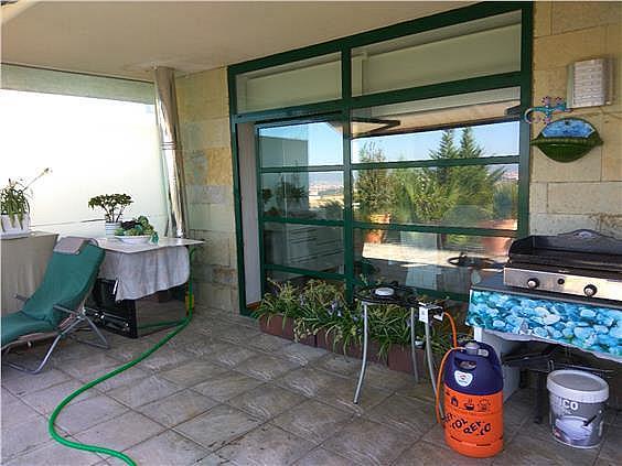 Chalet en alquiler en calle Monte Malkaiz, Egüés - 327708056