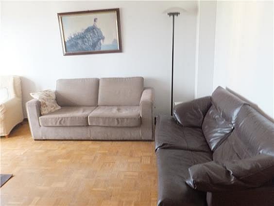 Piso en alquiler en calle Pedro Malon de Chaide, Ermitagaña-Mendebaldea en Pamplona/Iruña - 331644201