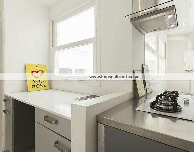 Apartamento en venta en Ensanche Diputacion en Alicante/Alacant - 318438180
