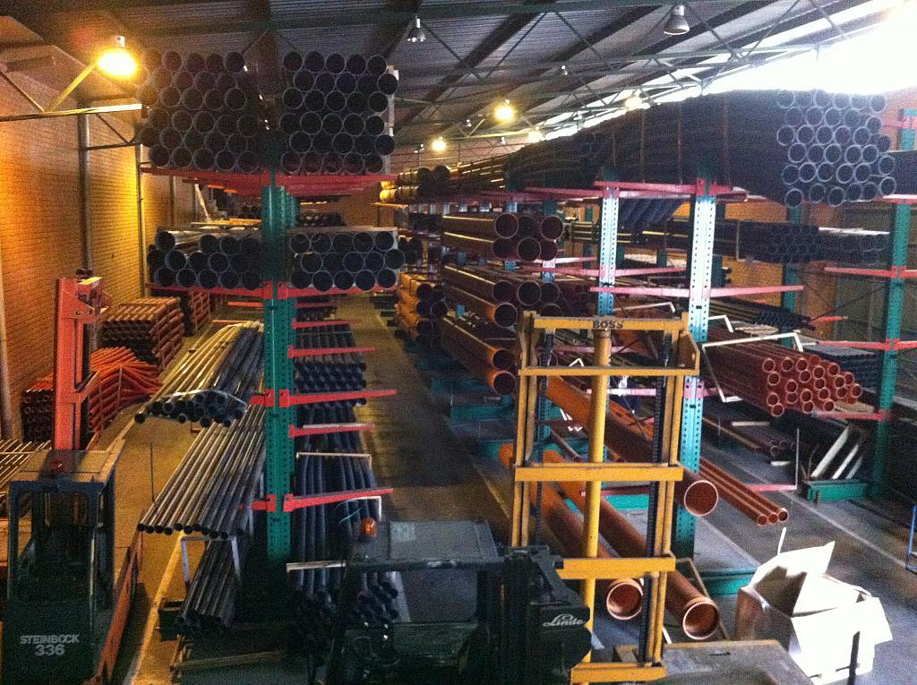 Vistas - Nave industrial en alquiler en calle Flassaders, Barbera del Vallès - 321212530