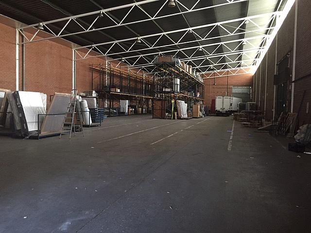 Vistas - Nave industrial en alquiler en calle Flassaders, Barbera del Vallès - 321212532