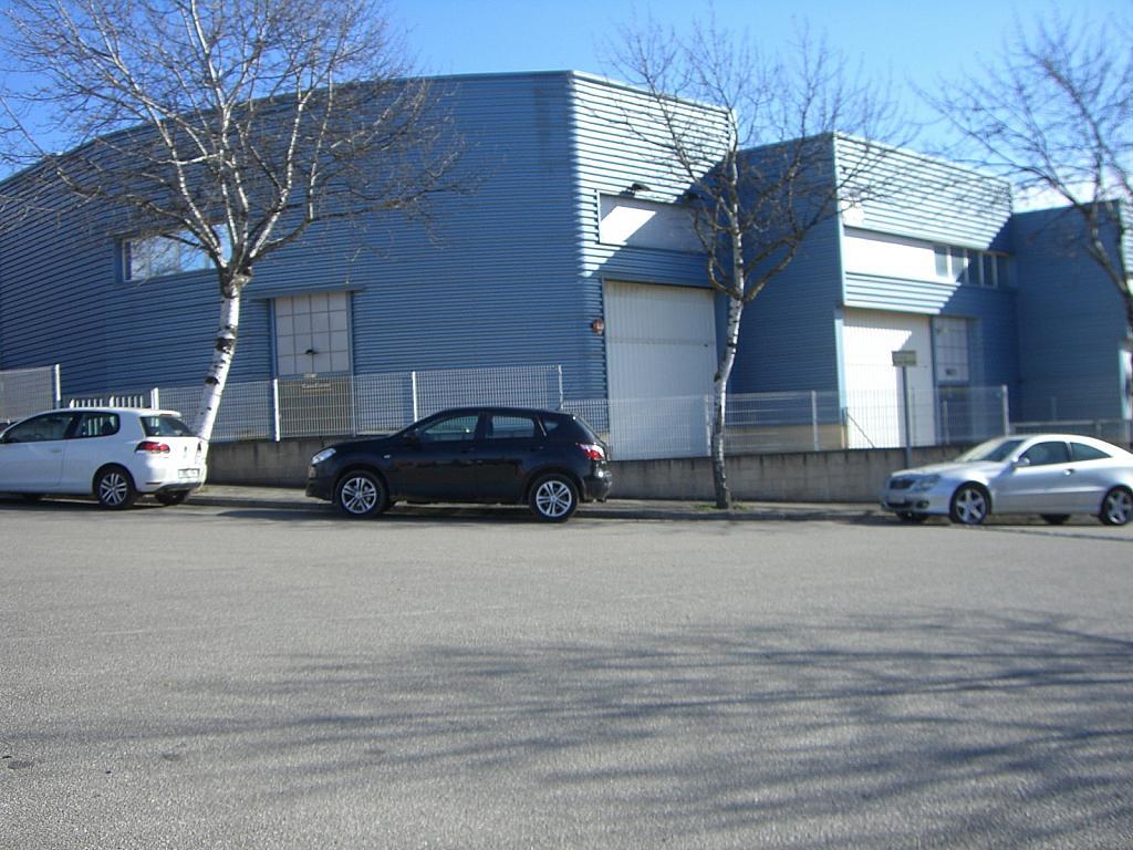 Vistas - Nave industrial en alquiler en calle Priorat, Caldes de Montbui - 321213513