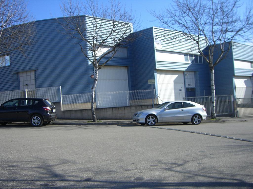 Vistas - Nave industrial en alquiler en calle Priorat, Caldes de Montbui - 321213518