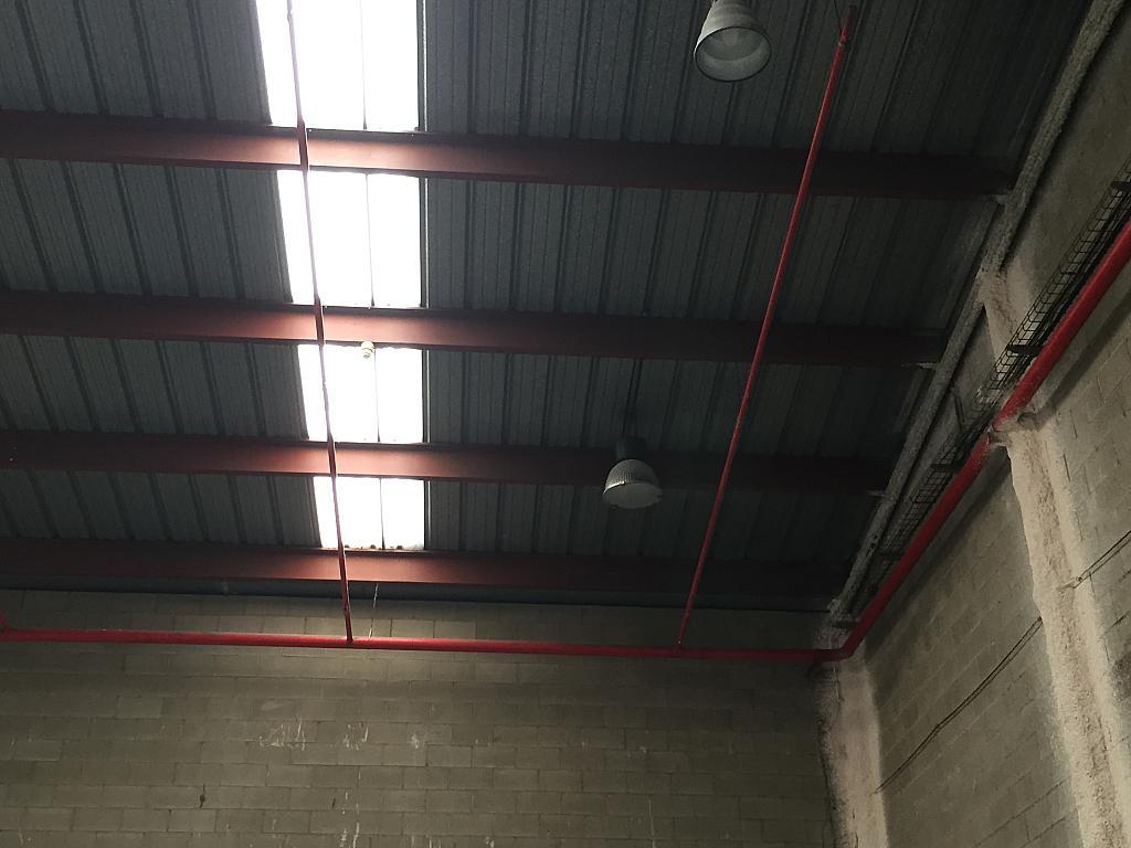 Vistas - Nave industrial en alquiler en calle Font del Radium, Granollers - 322071873