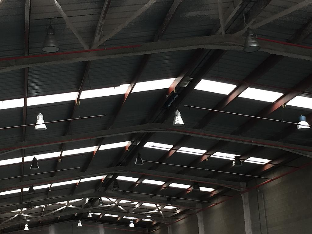 Vestíbulo - Nave industrial en alquiler en calle Font del Radium, Granollers - 322071889