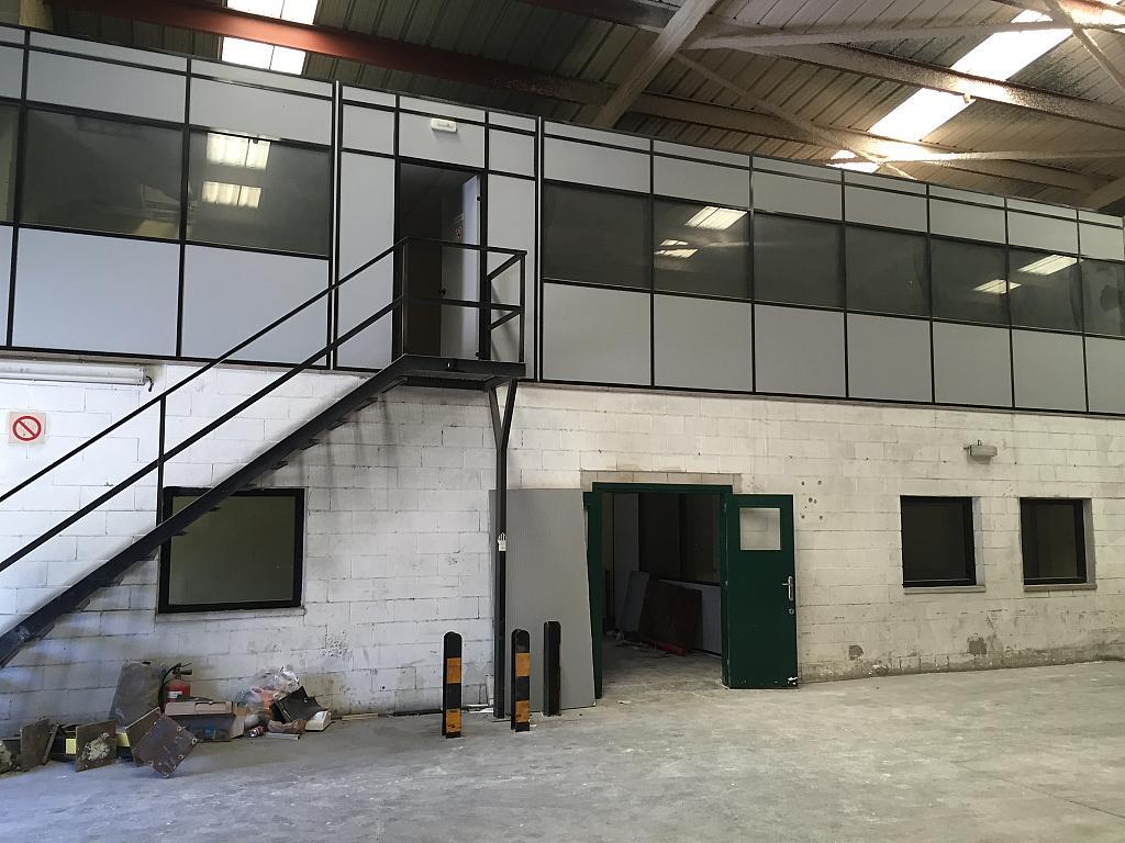 Vistas - Nave industrial en alquiler en calle Font del Radium, Granollers - 322072036