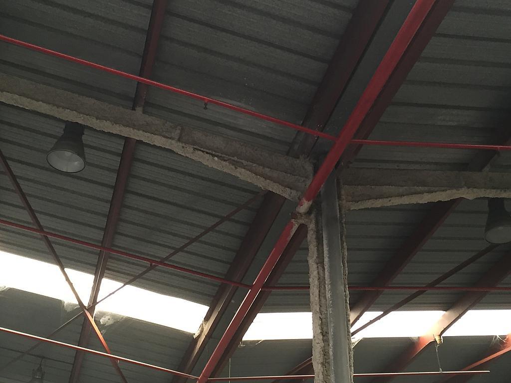 Vistas - Nave industrial en alquiler en calle Font del Radium, Granollers - 322072154