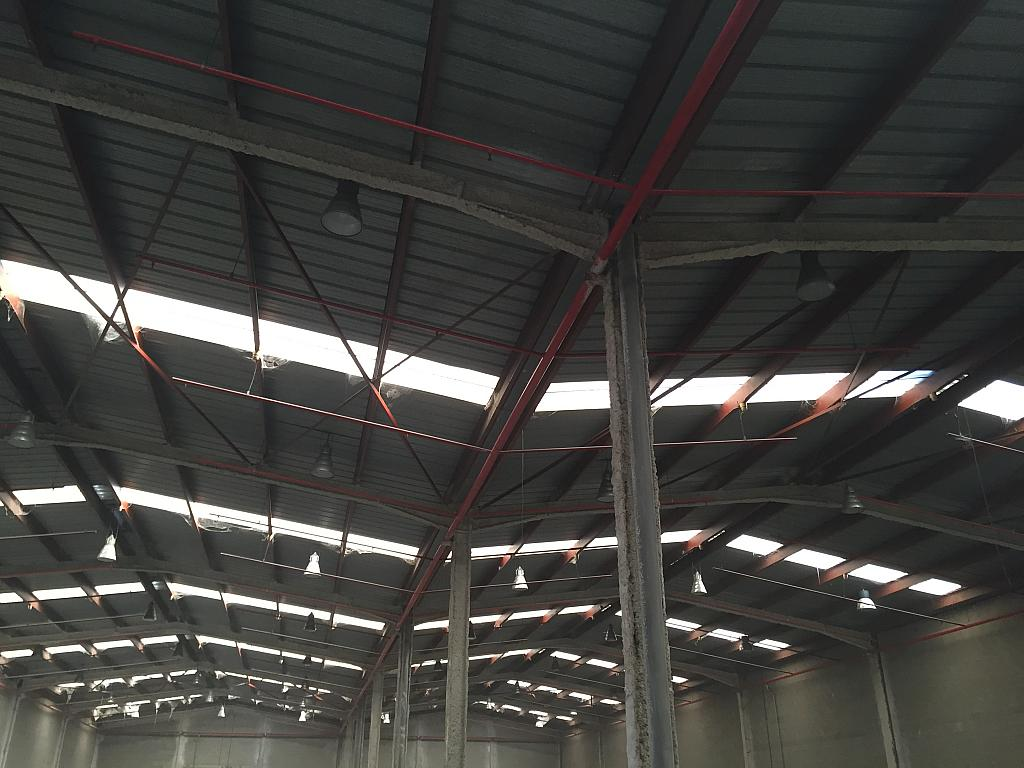 Vistas - Nave industrial en alquiler en calle Font del Radium, Granollers - 322072185