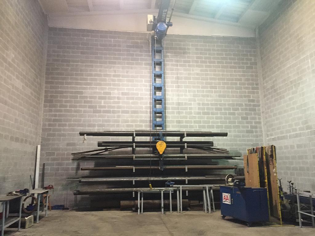 Nave industrial en alquiler en calle Can Bosquerons, Montornès del Vallès - 324823188