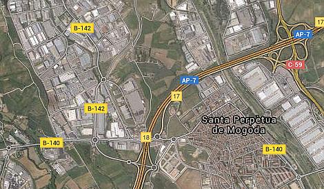Nave industrial en alquiler en calle Joan Miro, Polinyà - 325246341
