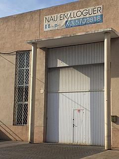 Nave industrial en alquiler en calle Joan Miro, Polinyà - 331310587