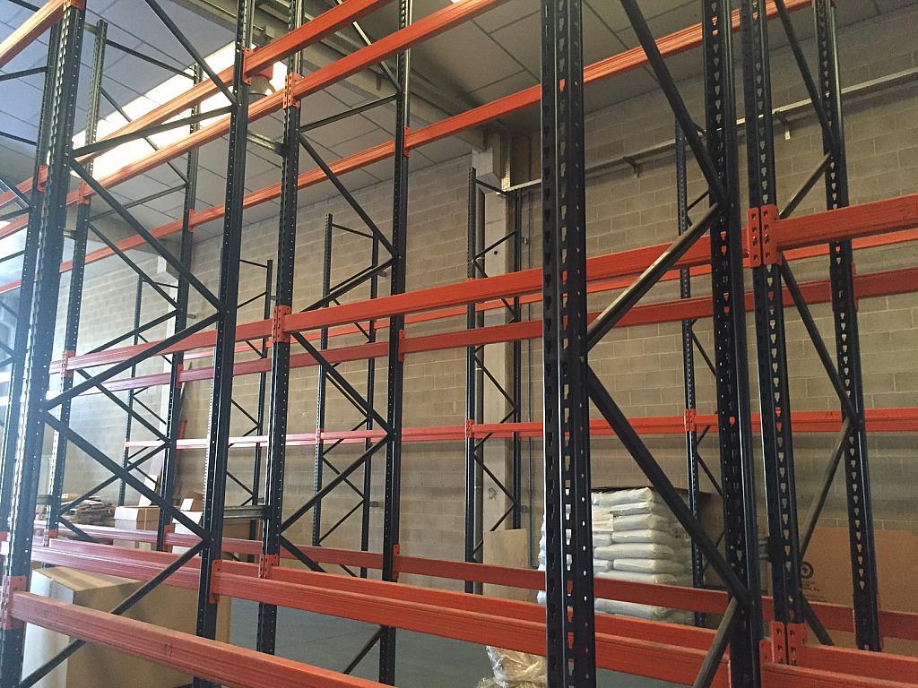 Nave industrial en alquiler en calle Can Bordoll, Polígon Sud-Oest en Sabadell - 326266475