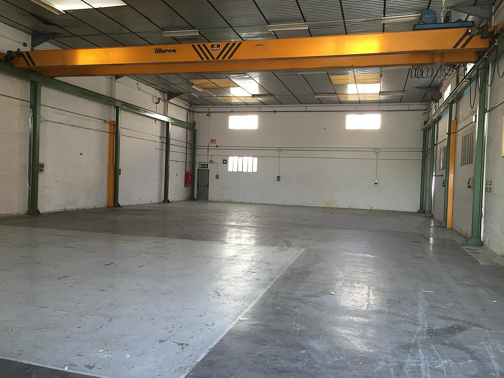 Nave industrial en alquiler en calle Ripolles, Santa Perpètua de Mogoda - 327580628