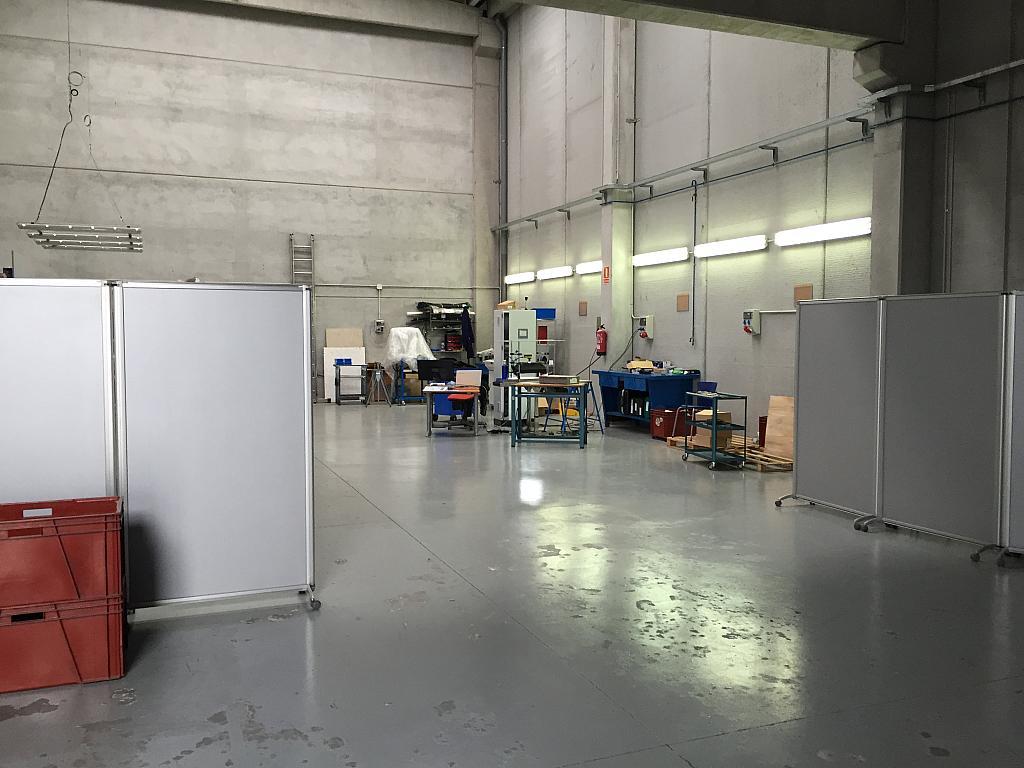 Nave industrial en alquiler en calle Can Bosquerons, Montornès del Vallès - 331316394