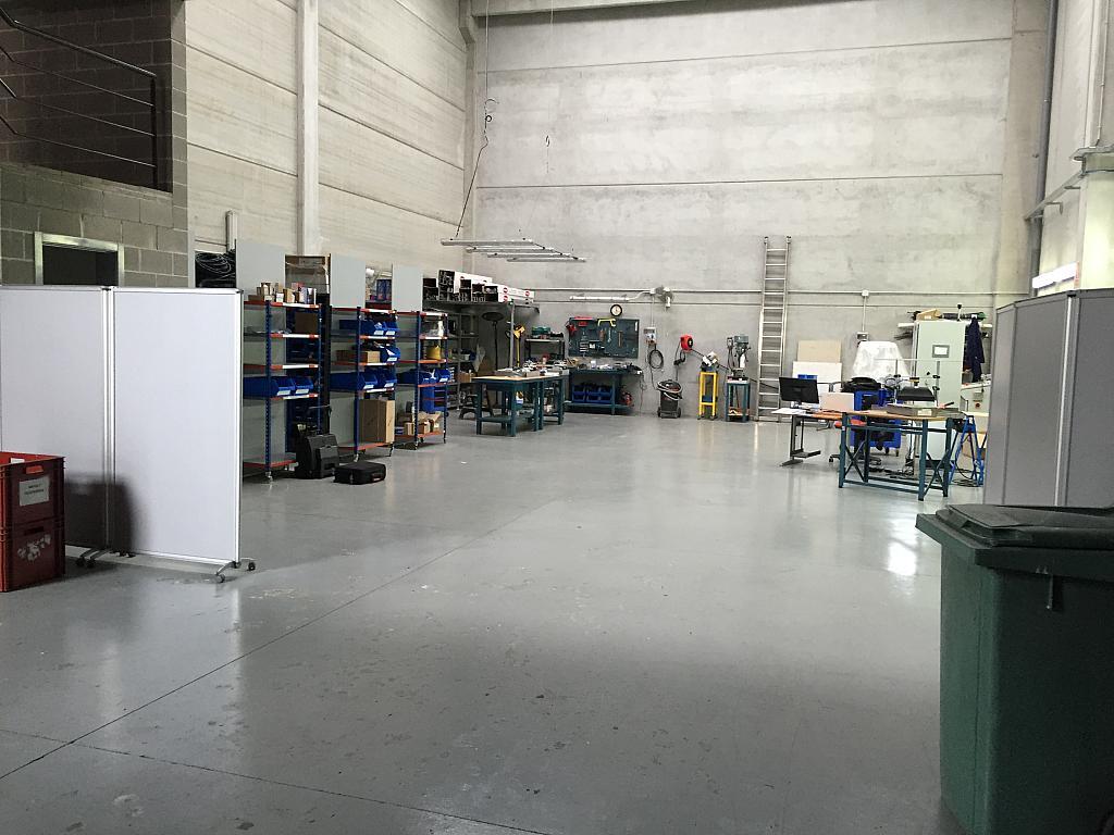 Nave industrial en alquiler en calle Can Bosquerons, Montornès del Vallès - 331316421
