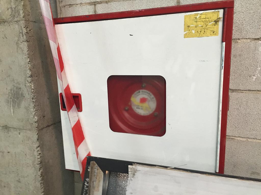 Nave industrial en alquiler en calle Cabanyes, Barbera del Vallès - 332010299