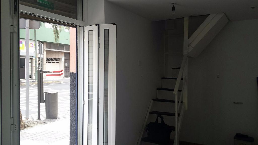 Local comercial en alquiler en calle Av Primero de Mayo, Vegueta, Cono Sur y Tarifa en Palmas de Gran Canaria(Las) - 348343108
