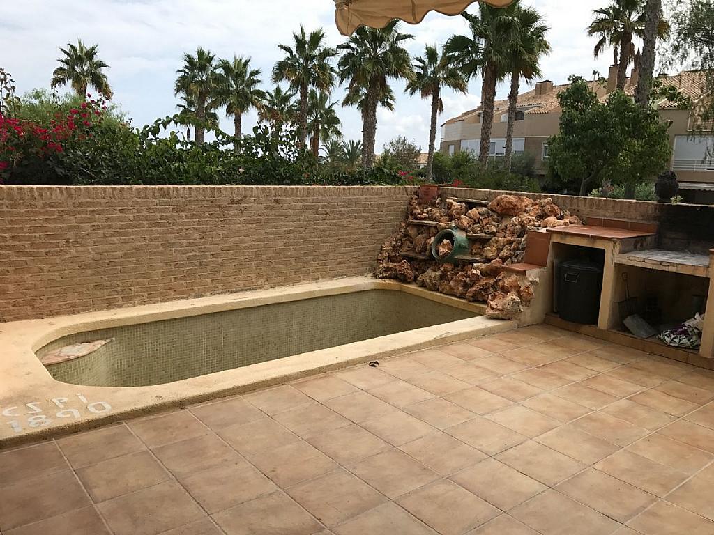 Imagen sin descripción - Chalet en alquiler en Cabo de las Huertas - 329676992