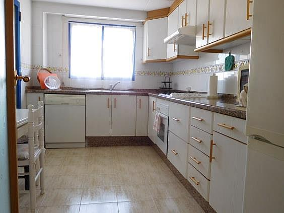 Piso en alquiler en calle Magraner, Playa Mucha Vista en Campello (el) - 328144158