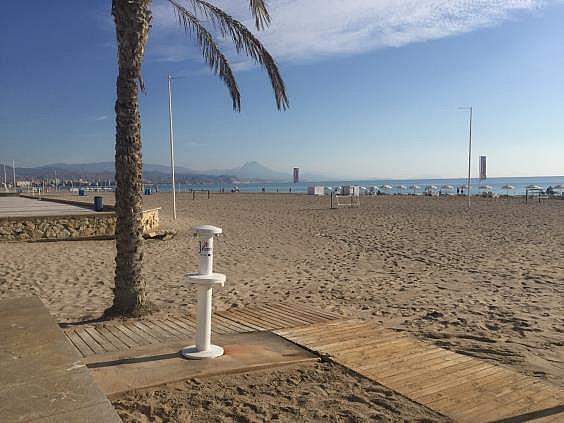 Piso en alquiler en calle Magraner, Playa Mucha Vista en Campello (el) - 328144251