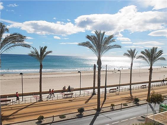 Piso en alquiler en calle Magraner, Playa Mucha Vista en Campello (el) - 328144380