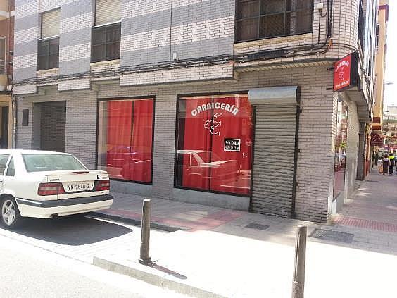 Local en alquiler en calle Italia, Zorrilla-Cuatro de marzo en Valladolid - 320312821