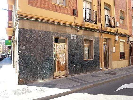 Local en alquiler en calle Ferrocarril, Caño Argales en Valladolid - 320314006
