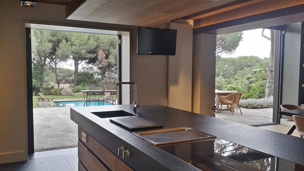 Imagen del inmueble - Chalet en alquiler en Sant Andreu de Llavaneres - 320301377