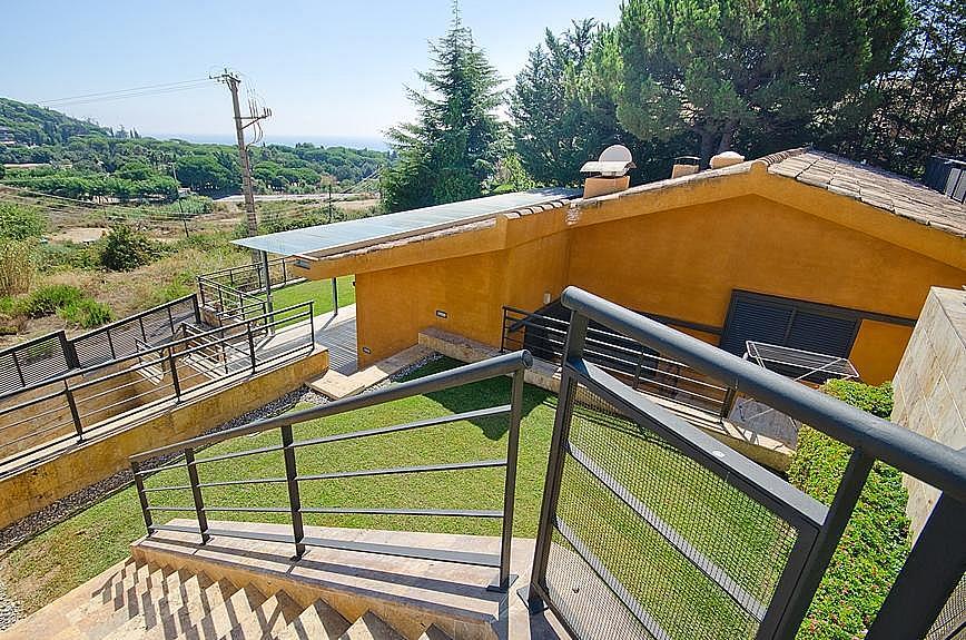Imagen del inmueble - Chalet en alquiler en Sant Vicenç de Montalt - 320302130