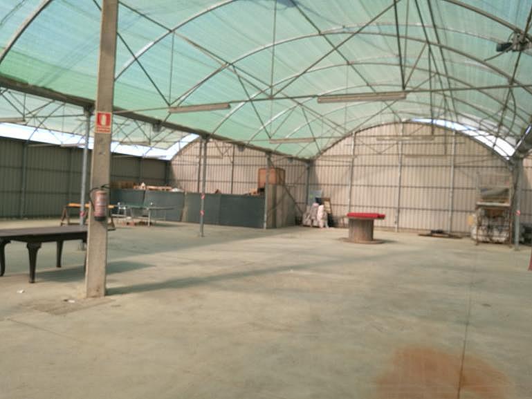 Imagen del inmueble - Nave industrial en alquiler en Vilassar de Dalt - 320311145