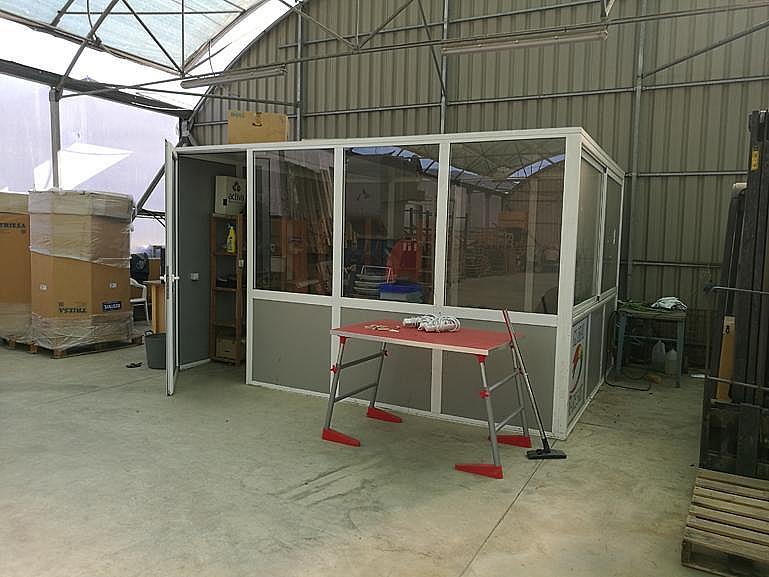 Imagen del inmueble - Nave industrial en alquiler en Vilassar de Dalt - 320311151