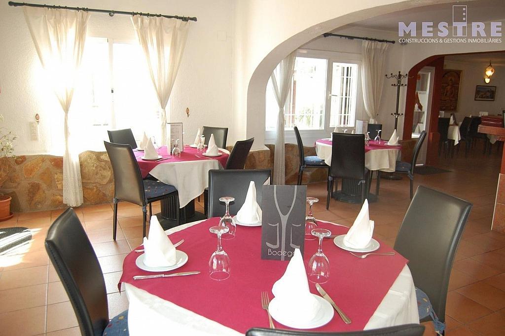Local comercial en alquiler en Moraira - 323464808
