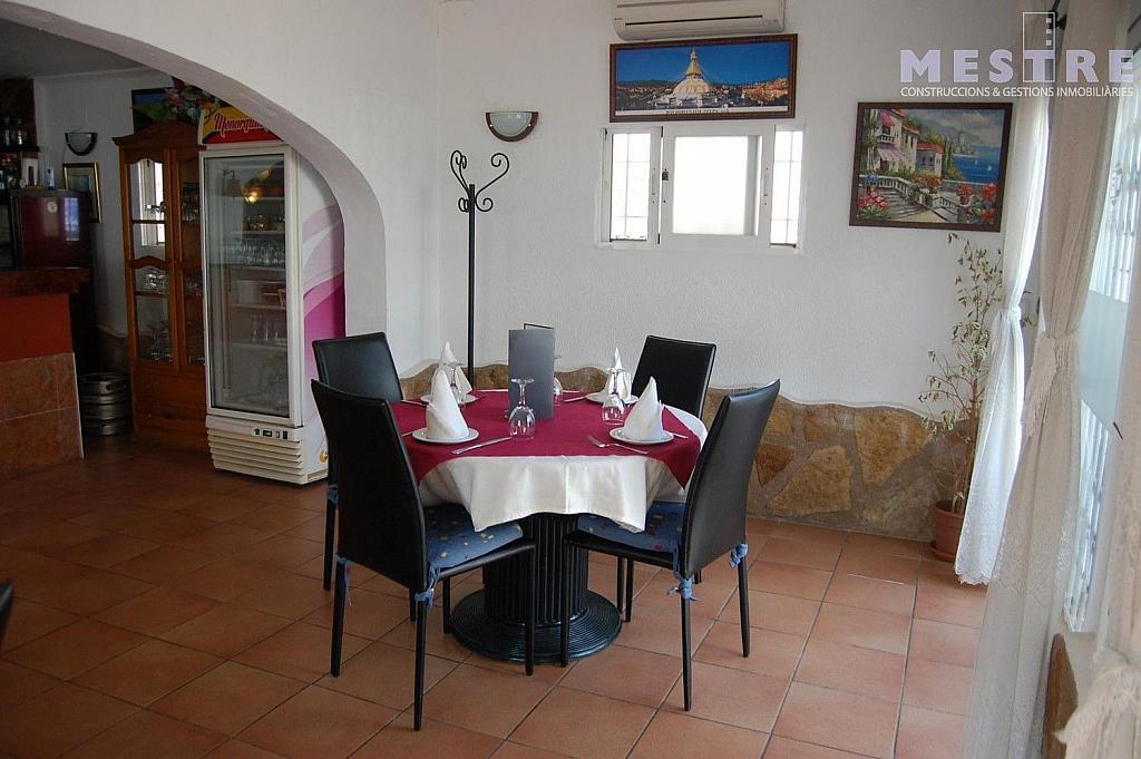 Local comercial en alquiler en Moraira - 323464814