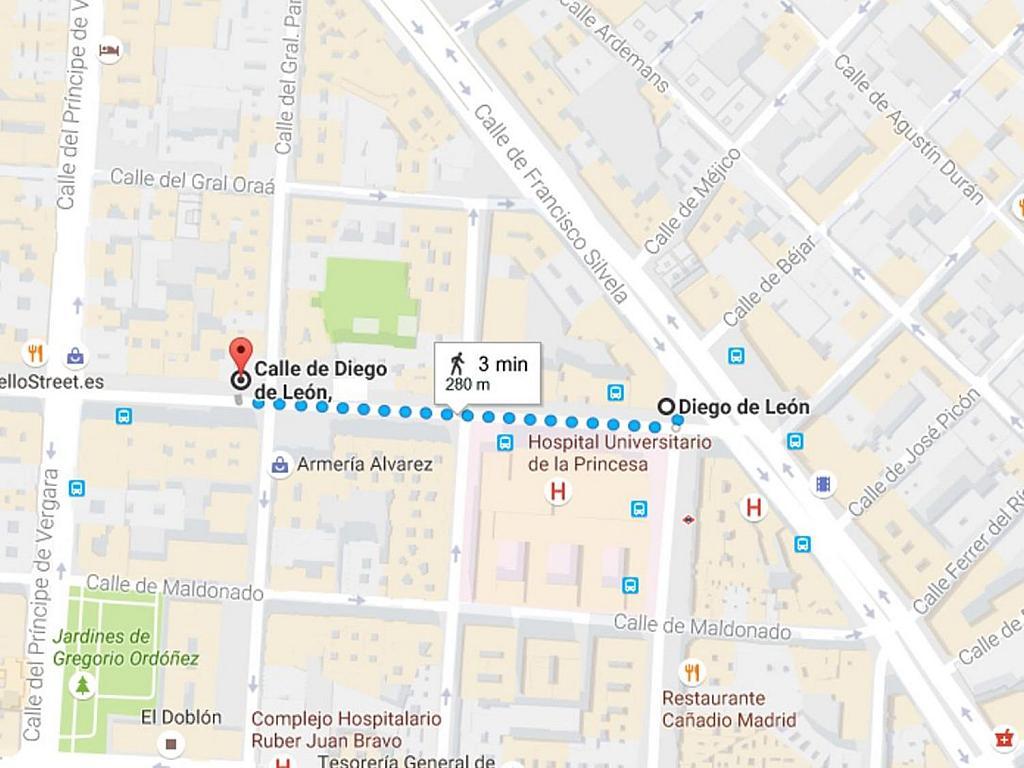 Oficina en alquiler en calle Diego de León, Lista en Madrid - 325752126