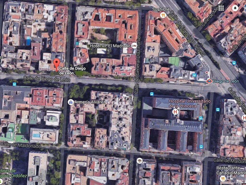 Oficina en alquiler en calle Diego de León, Lista en Madrid - 325752132