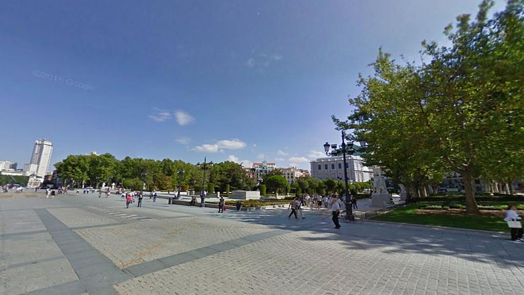 Piso en alquiler en calle Noblejas, Palacio en Madrid - 358648792